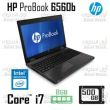 لپ تاپ استوک Hp ProBook 6560b Core i7 Intel HD