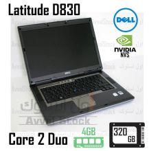لپ تاپ استوک Dell Latitude D830 Nvidia Quadro