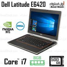 لپ تاپ استوک Dell Latitude E6420 i7 Nvidia – H
