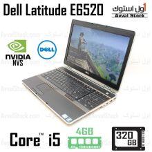 لپ تاپ استوک Dell Latitude E6520 i5 Nvidia – A