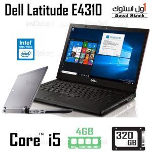 لپ تاپ استوک Dell Latitude E4310 i5 intel HD – F