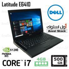 لپ تاپ استوک Dell Latitude E6410 i7 Nvidia – Q