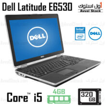 لپ تاپ استوک Dell Latitude E6530 i5 IntelHD – H