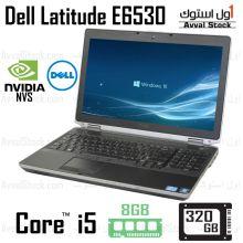 لپ تاپ استوک Dell Latitude E6530 i5 Nvidia – H