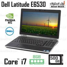 لپ تاپ استوک Dell Latitude E6530 i7 QM Nvidia – H