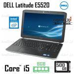 لپ تاپ استوک Dell Latitude E5520