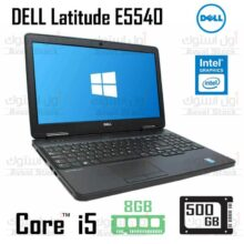 لپ تاپ استوک دل | DELL Latitude E5540 Core i5 Intel HD