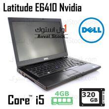 لپ تاپ استوک Dell Latitude E6410 i5 Nvidia – F