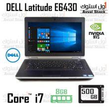لپ تاپ استوک دل مدل DELL Latitude E6430 سری Core i7 Nvidia