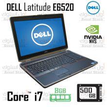 لپ تاپ استوک | DELL Latitude E6520 i7 Nvidia Nvs 4200M – H