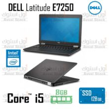 لپ تاپ استوک DELL Latitude E7250 Core i5 UltraBook