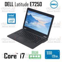 لپ تاپ استوک DELL Latitude E7250 Core i7 UltraBook