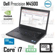لپ تاپ استوک ورک استیشن دل | DELL Precision M4500 i7 Quadro FX 880 -G