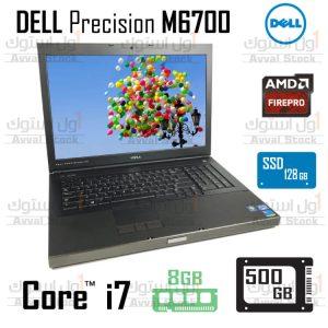 لپ تاپ استوک ورک استیشن دل DELL Precision M6700 i7 AMD FirePro M6000 – H