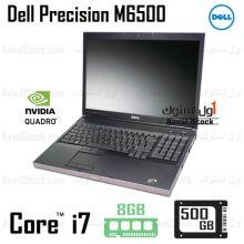 لپ تاپ ورک استیشن استوک Dell Precision M6500 i7 Quadro – H