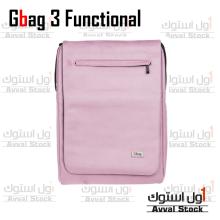 کیف لپ تاپ جی بگ مدل ۳ Functionalمناسب لپ تاپ ۱۵ اینچی