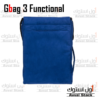 Gbag 3 Functional Bag For 15 Inch Laptop