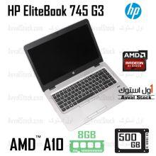 لپ تاپ استوک Hp ProBook 745 G3 AMD A10