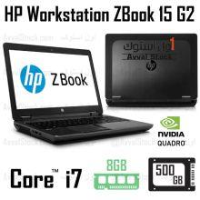 لپ تاپ استوک ZBook 15 G2 Mobile Workstation Nvidia Quadro