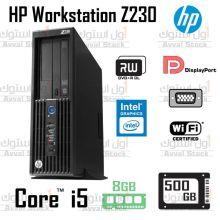 سیستم ورک استیشن HP Z230 | کامپیوتر ورک استیشن Hp workStation Z230 i5 4570