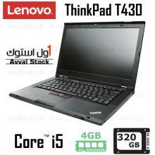 لپ تاپ استوک Lenovo ThinkPad T430 i5