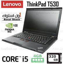لپ تاپ استوک Lenovo ThinkPad T530 i5 Nvidia