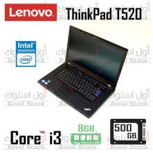 لپ تاپ لنوو تینک پد | Lenovo ThinkPad T520 Core i3 Intel HD