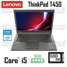 لپ تاپ استوک لنوو | Lenovo ThinkPad T450 i5 intelHD – H