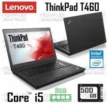 لپ تاپ استوک لنوو | Lenovo ThinkPad T460 i5 intelHD – H