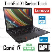 لپ تاپ استوک لنوو |  Lenovo ThinkPad X1 Carbon i7 Touch-H