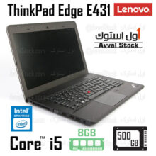 لپ تاپ استوک Lenovo ThinkPad EDGE E431 Core i5 intel HD