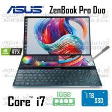 لپ تاپ استوک گیمینگ | ایسوس ASUS ROG UX581GV i7 Nvidia RTX 2060M