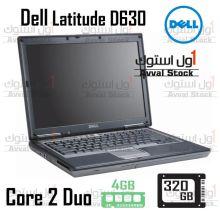 لپ تاپ استوک Dell Latitude D630