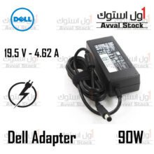 شارژر لپ تاپ دل ۱۹.۵ ولت ۴.۶۲ آمپر   مدل PA1900-02D