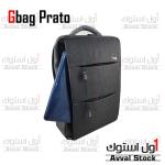 کوله پشتی لپ تاپ جی بگ | مدل Prato مناسب برای لپ تاپ ۱۵.۶ اینچی