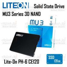 حافظه SSD لایت آن مدل MU3 PH6-CE120 ظرفیت 120 گیگابایت