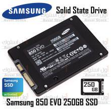 هارد اینترنال 256 گیگ سامسونگ استوک | Samsung 850 Evo Internal SSD Drive 250GB