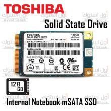 هارد اینترنال 128 گیگ توشیبا ام ساتا اس اس دی | Toshiba mSATA Solid State Driver 128GB