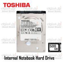هارد اینترنال 500 گیگ توشیا استوک | Toshiba 2.5 Inch Internal Hard Drive – 500GB