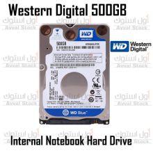 هارد اینترنال ۵۰۰ گیگ وسترن دیجیتال استوک   WD Blue Notebook 500GB